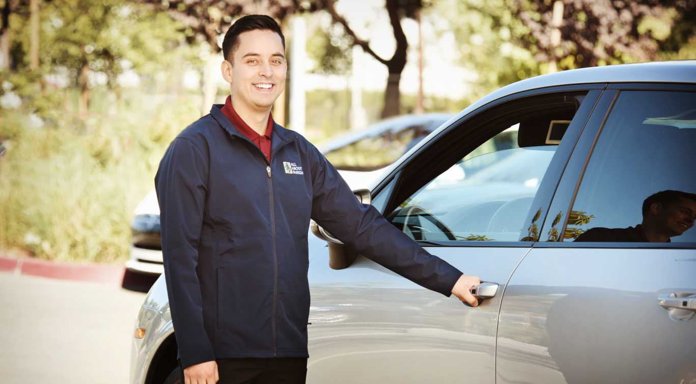 Things to think of when setting up a valet parking service